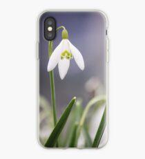 Snow Drop iPhone Case