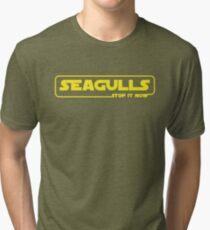 Seagulls episode 1: Stop it Now Tri-blend T-Shirt