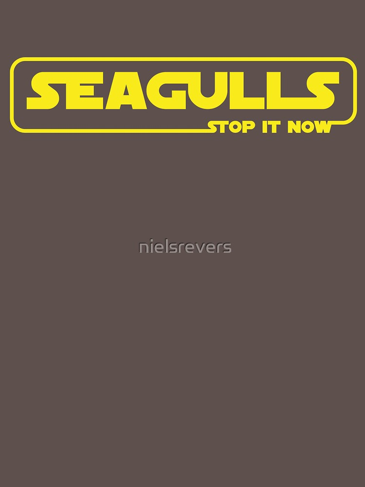 Seagulls episode 1: Stop it Now by nielsrevers