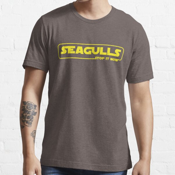 Seagulls episode 1: Stop it Now Essential T-Shirt