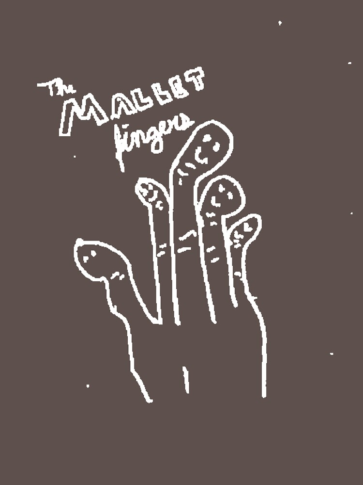 The Mallet Fingers by TheCrust