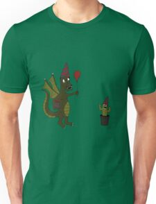 Happy Birthday Cactus Unisex T-Shirt