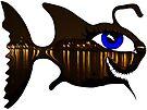 Night Fish by Juhan Rodrik