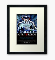 Super Fighting Robot: The Movie Framed Print