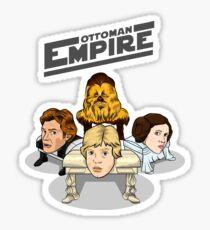 Star Wars - Ottoman Empire (Strikes Back) Sticker