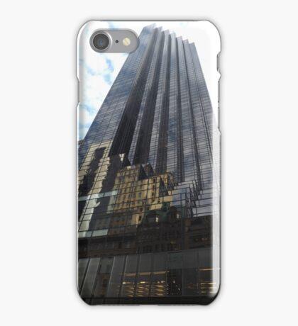 Classic Architecture, Trump Tower, 5th Avenue, New York City iPhone Case/Skin