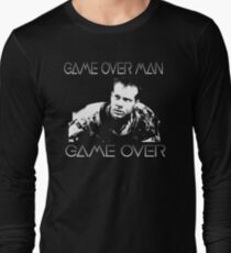 Aliens - Game Over Man T-Shirt