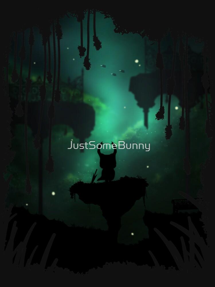 The Greenpath by JustSomeBunny