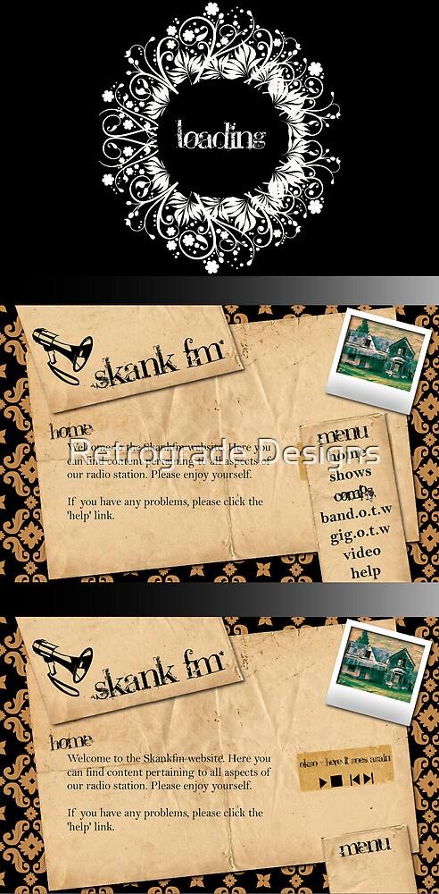 SKanKfm Interface Design by Retrograde Designs