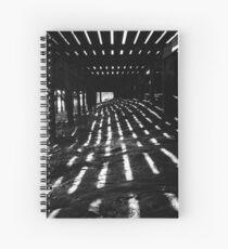 Leigh On Sea Spiral Notebook