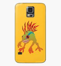 Flat Design Murloc Case/Skin for Samsung Galaxy