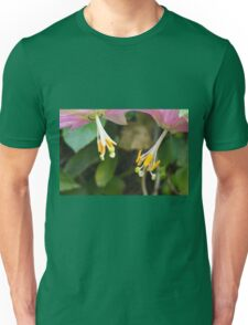 banana passion fruit flower Unisex T-Shirt