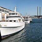 Melbourne Series - Bolte Boats by sparrowhawk