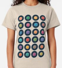 Vinyl Record Collection Classic T-Shirt