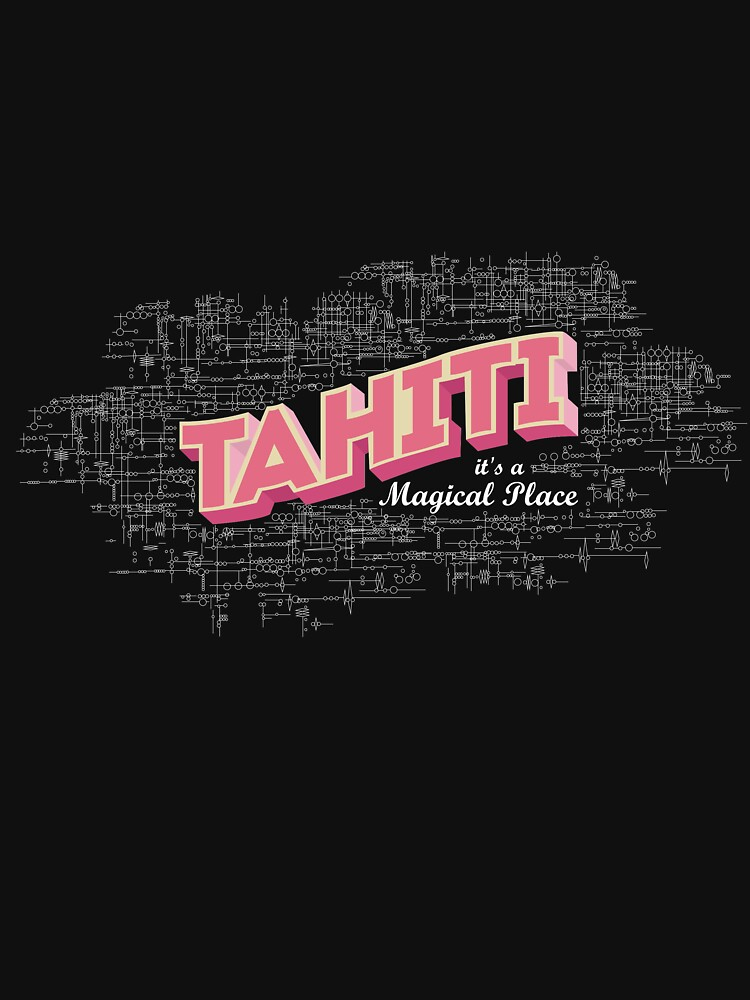 Tahiti it's a magical place by Smich2