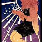 DCW Tarot - The Stars by kickingshoes