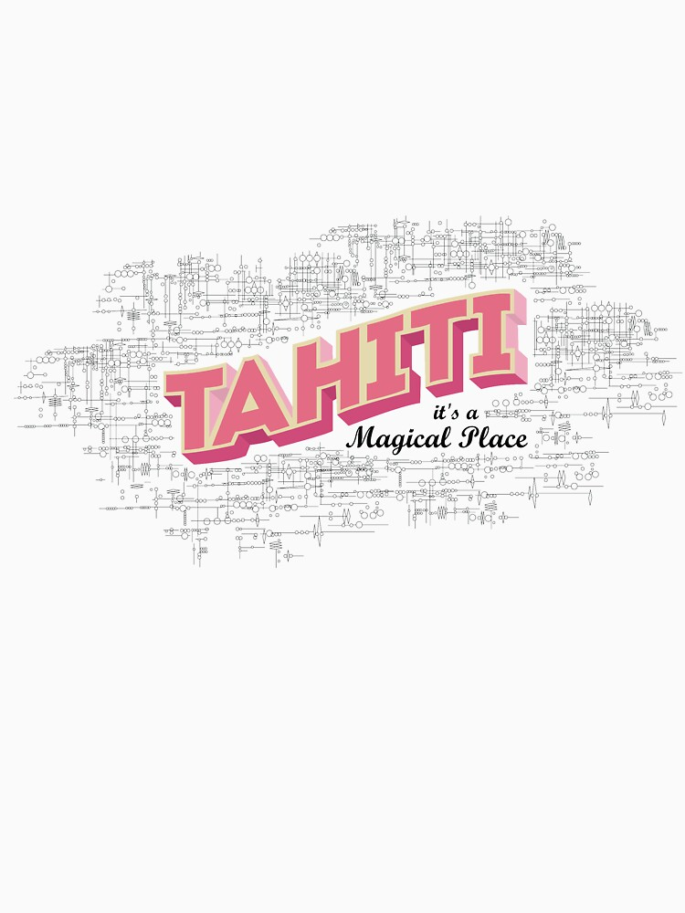 Tahiti it's a magical place 2 by Smich2