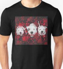 Valentine Pups Unisex T-Shirt