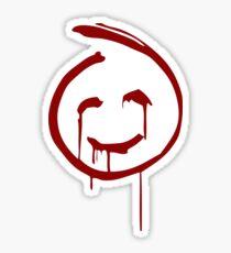 Red John ~ The Mentalist Sticker