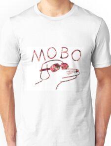 Floral Modern Baseball Dog Unisex T-Shirt