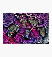 Graffiti Composition #20170328-02 Photographic Print