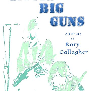 Little Big Guns Rory Gallagher Tribute by Joe-okes