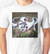 Over Grown Wall Unisex T-Shirt