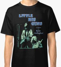 Little Big Guns Rory Gallagher Tribute Classic T-Shirt