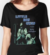 Little Big Guns Rory Gallagher Tribute Women's Relaxed Fit T-Shirt