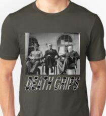 DEATH GRIPS STALIN F.D.ROOSEVELT CHURCHILL PARODY PCM MEMES Unisex T-Shirt