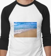 Surfer's Paradise - Gold Coast, Queensland Men's Baseball ¾ T-Shirt