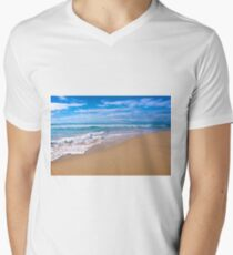 Surfer's Paradise - Gold Coast, Queensland Men's V-Neck T-Shirt
