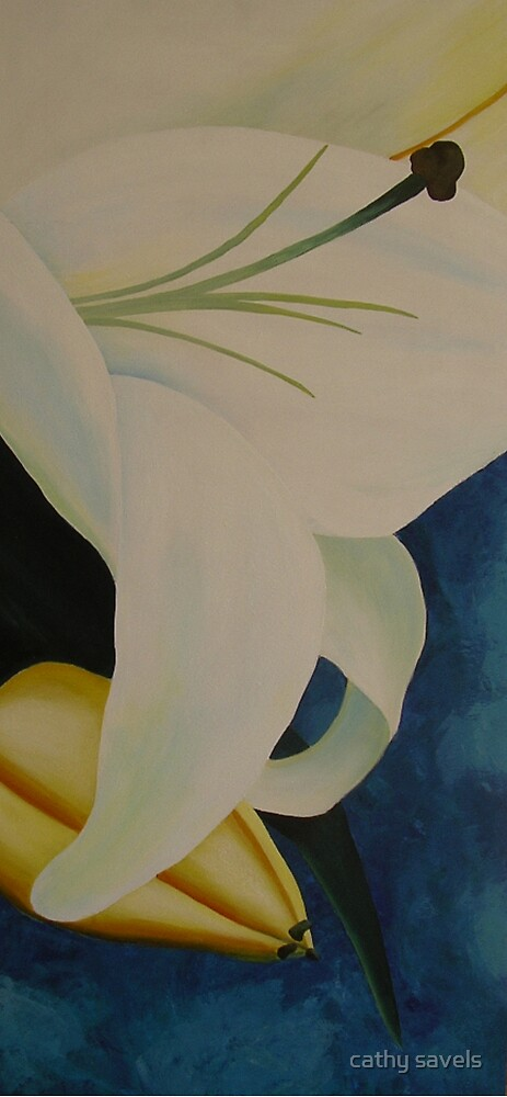 Lily I by cathy savels