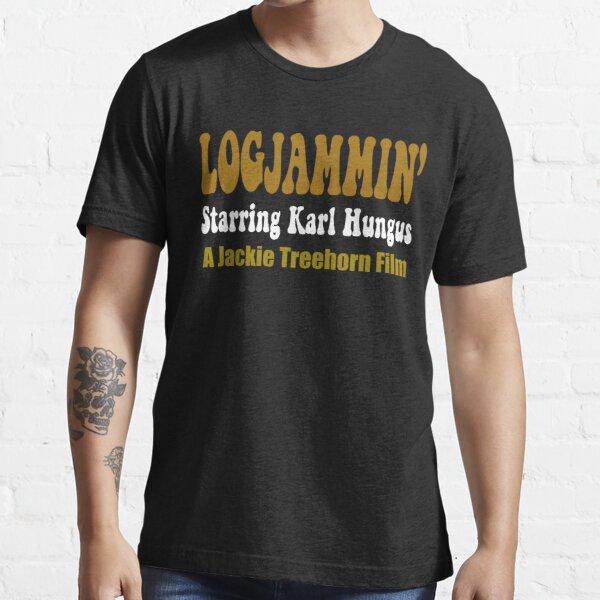 Logjammin -  The Big Lebowski Essential T-Shirt