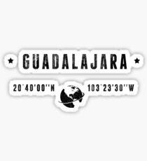 Guadalajara Sticker