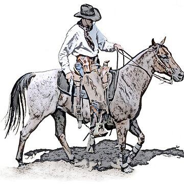 The Bounty Hunter by Crisgo