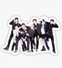 BTS Sticker