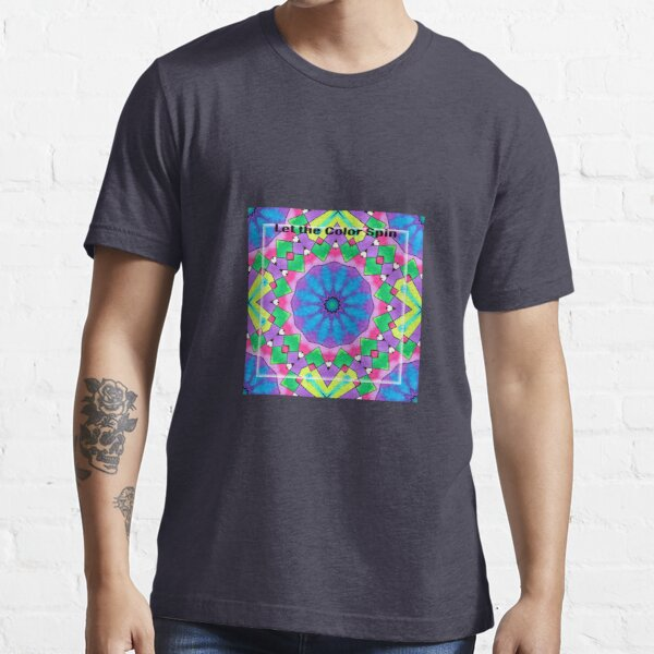 Let the Color Spin Essential T-Shirt