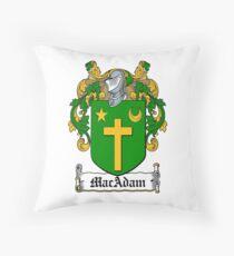 MacAdam (Co. Clare) Throw Pillow