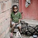 Little Boy - Congo by Bryn
