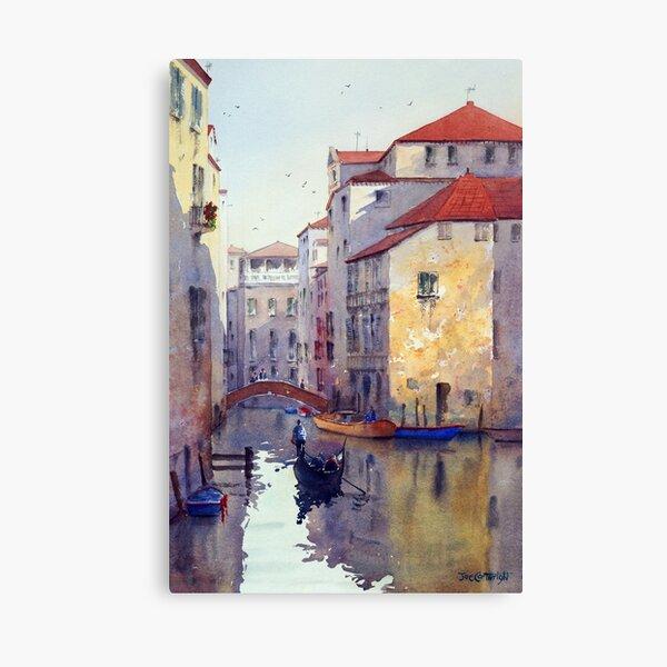 Venice Textures Canvas Print