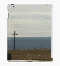 Rural scenery. iPad Case/Skin