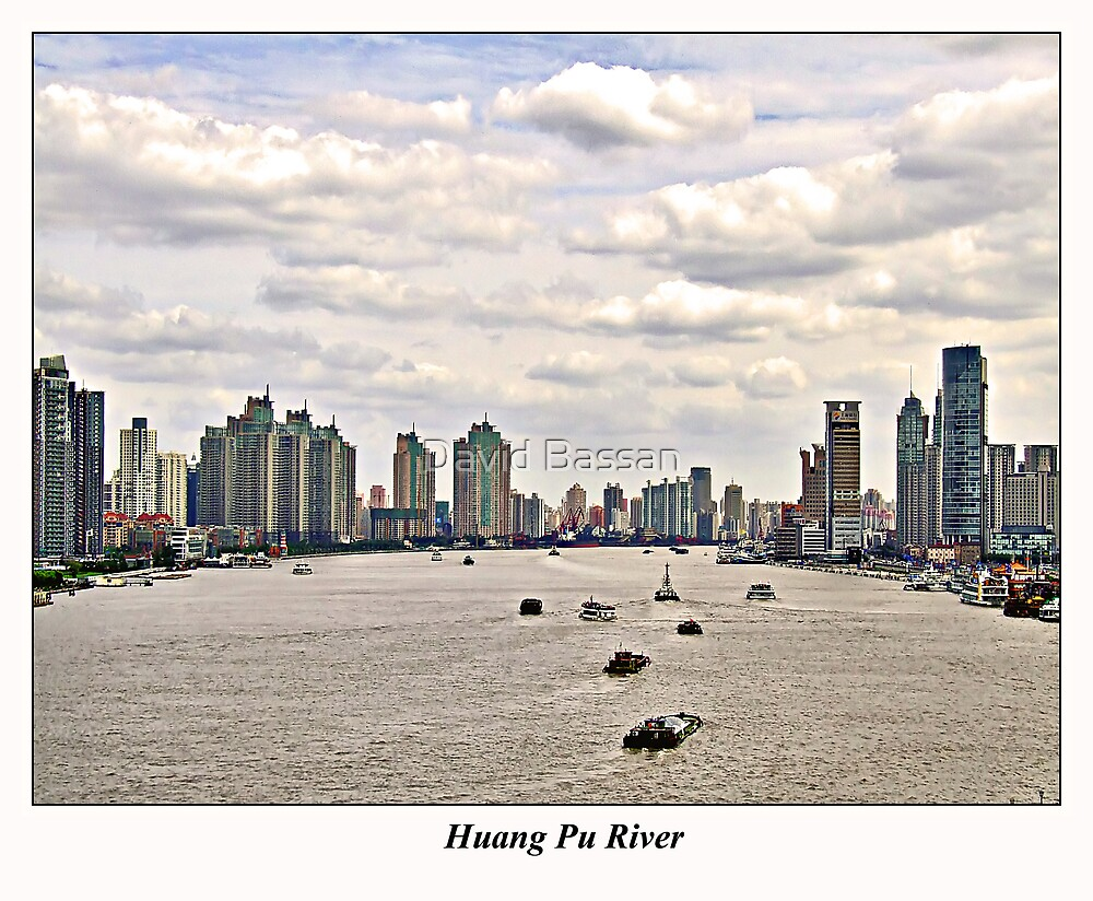 Huang Pu River by franchetti