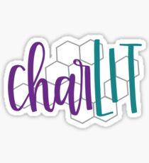 "Charlotte - ""charlit"" Sticker"
