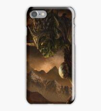 Bolg the Goblin King iPhone Case/Skin
