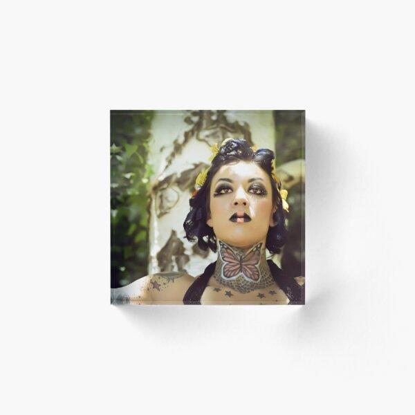 Monarch #6 Acrylic Block