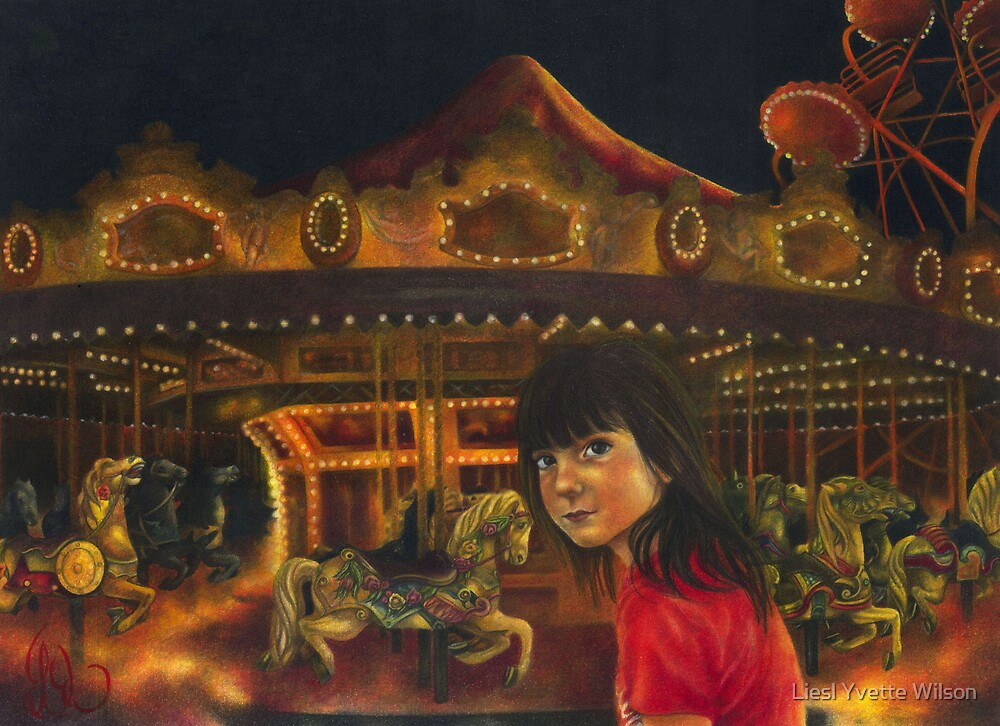 The Stranger by Liesl Yvette Wilson
