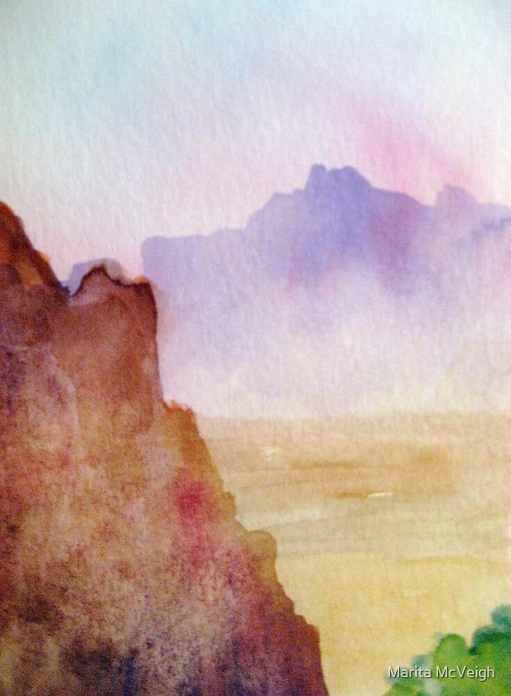 Nevada by Marita McVeigh