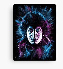 Doctor Four Canvas Print