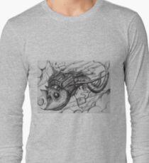 FLying Mammalsaurus Long Sleeve T-Shirt